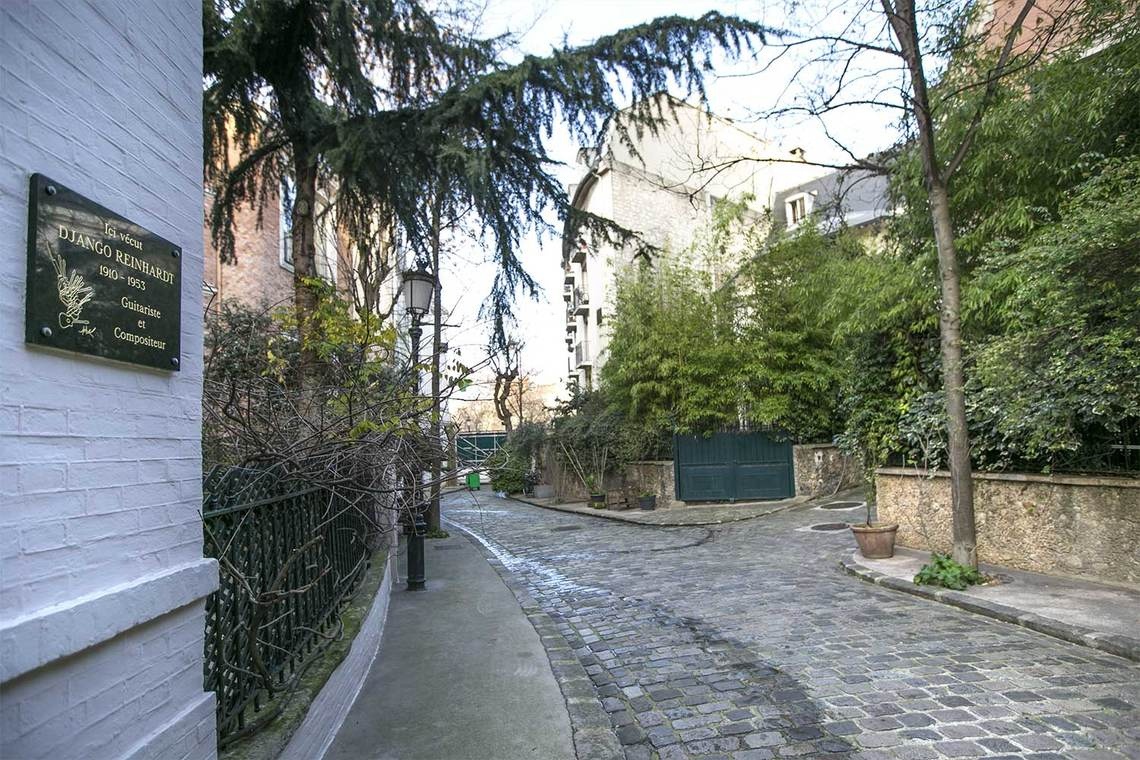 Appartamento Paris Avenue Frochot 20