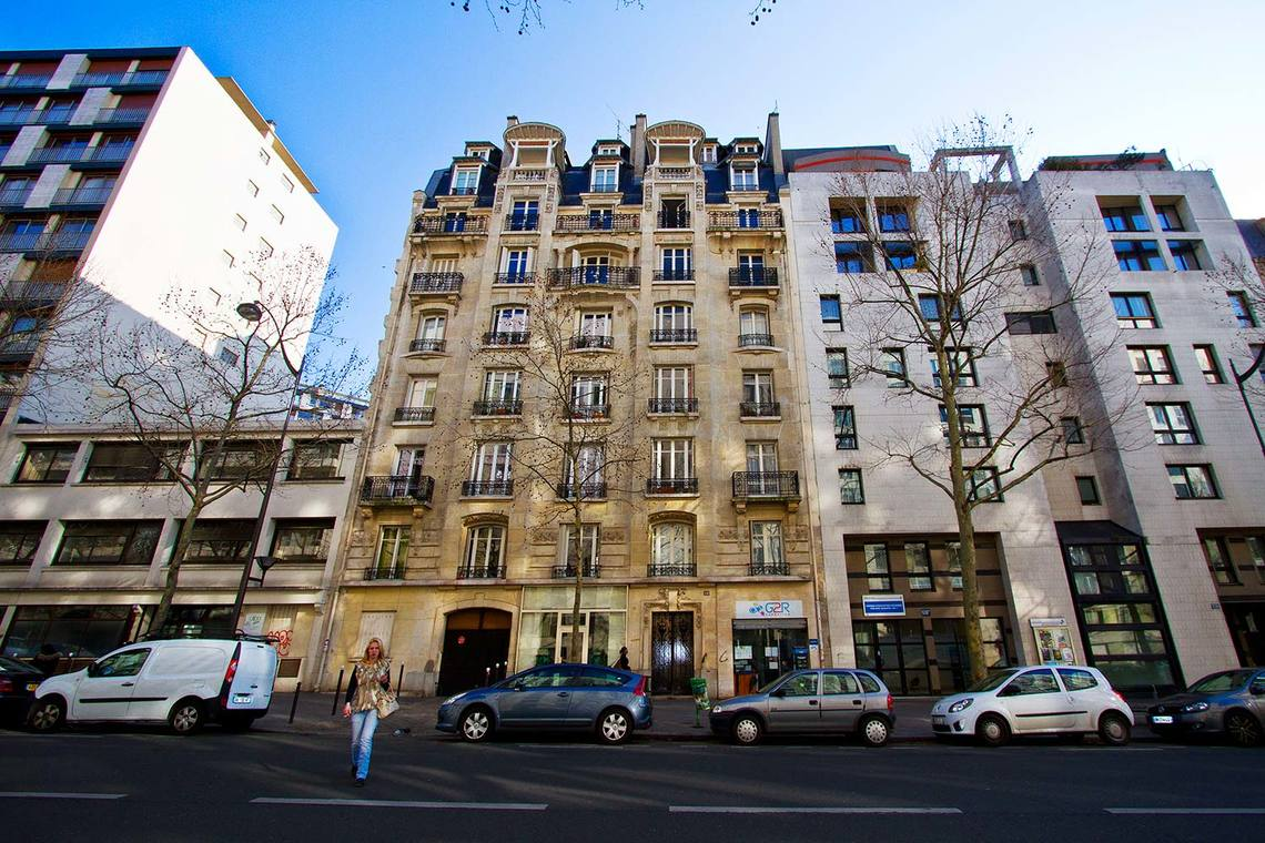 Appartement Paris Avenue Philippe-Auguste 10