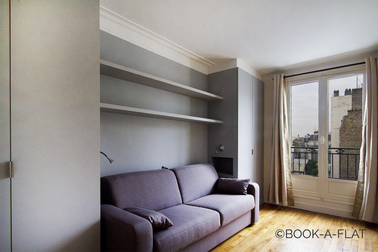 studio for rent rue dalou paris ref 5401. Black Bedroom Furniture Sets. Home Design Ideas