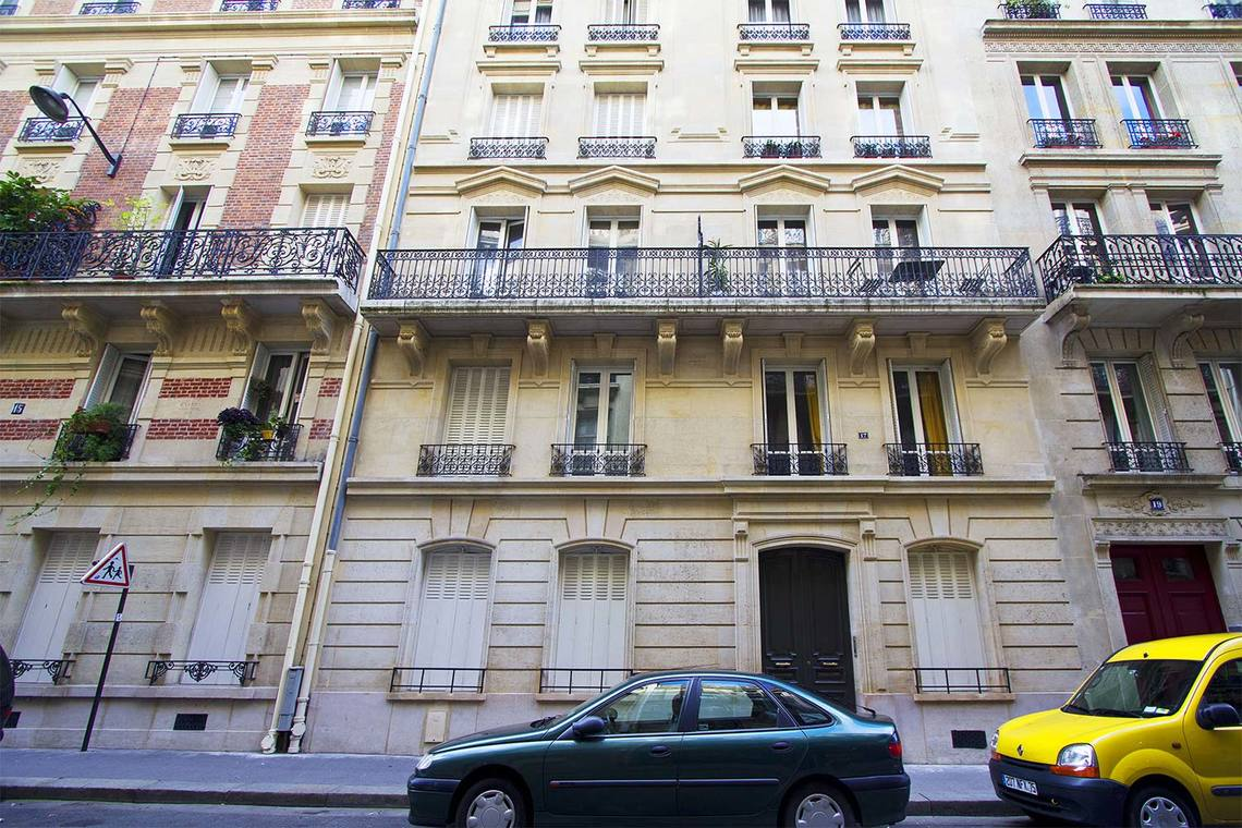 Appartement Paris Rue le Verrier 8