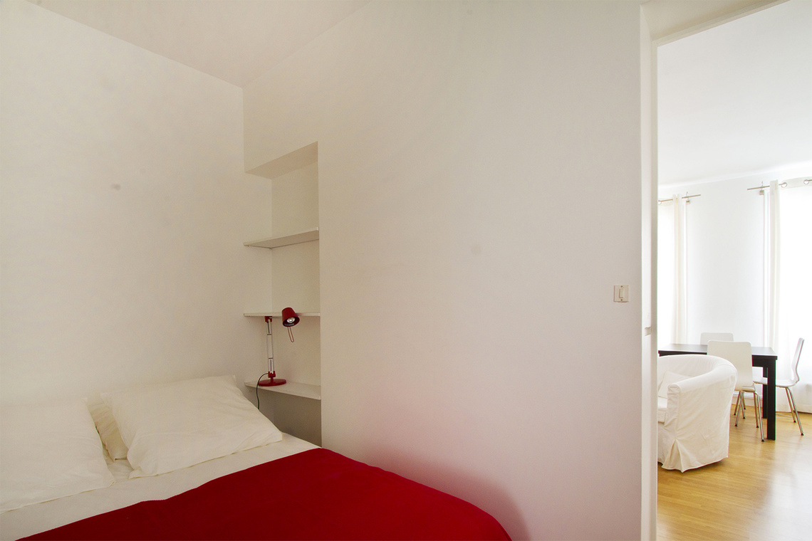 Appartement Paris Rue le Verrier 6