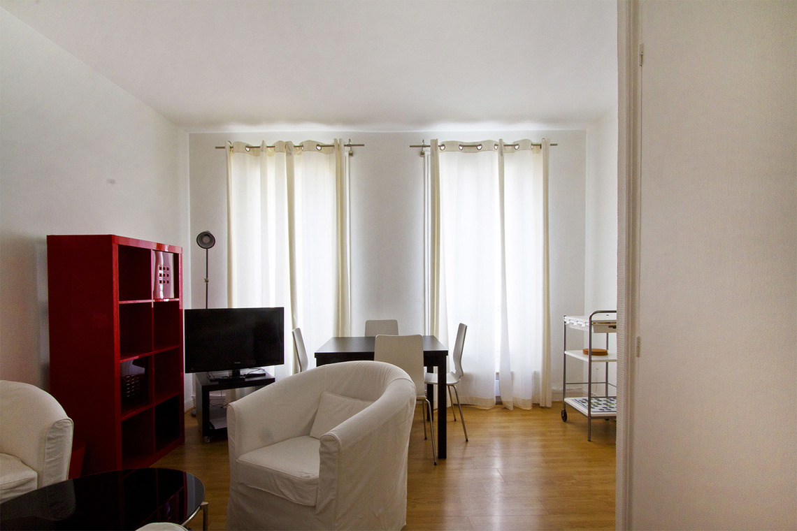 Appartement Paris Rue le Verrier 2