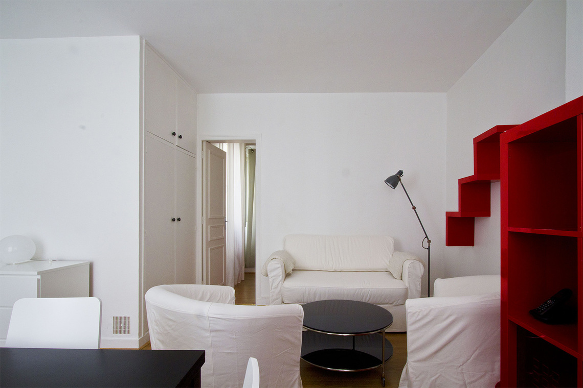 Appartement Paris Rue le Verrier 3