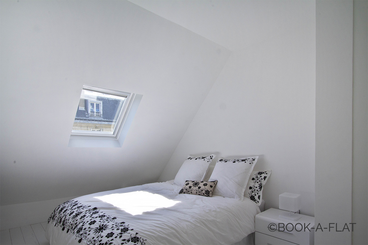 Appartement Paris Boulevard Malesherbes 7