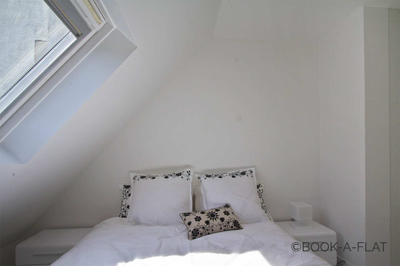 Appartement Paris Boulevard Malesherbes 8