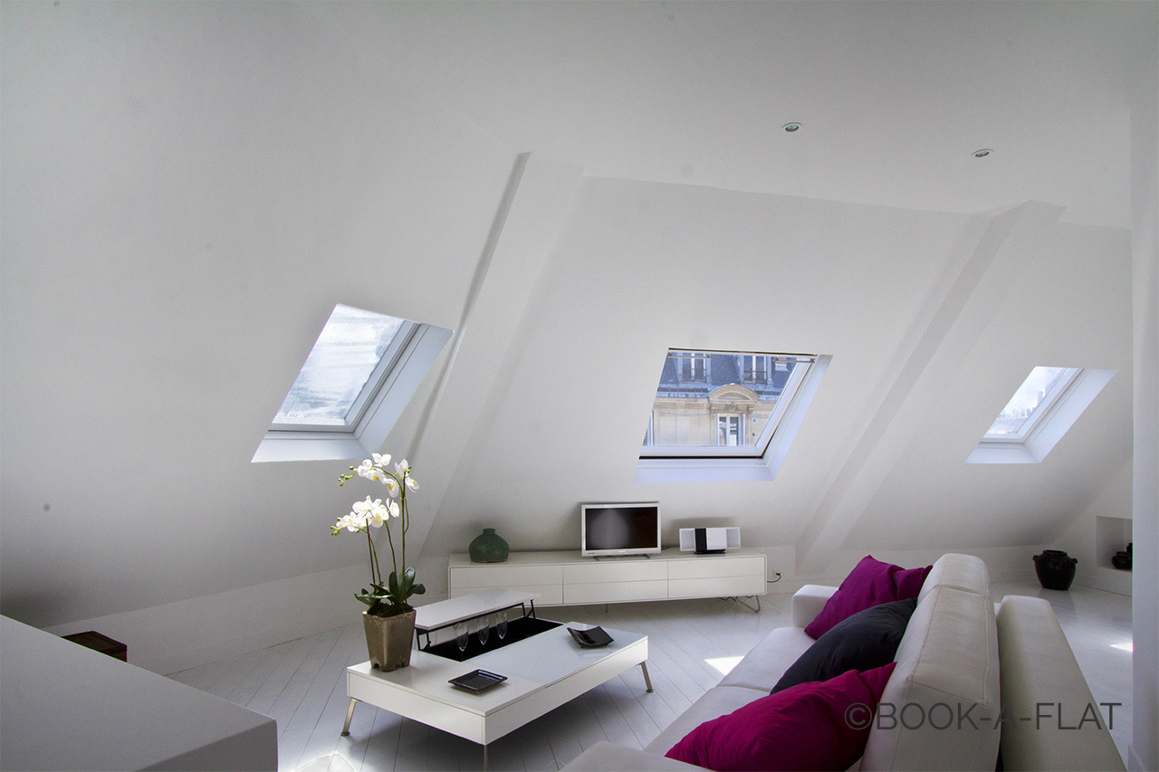Appartement Paris Boulevard Malesherbes 4