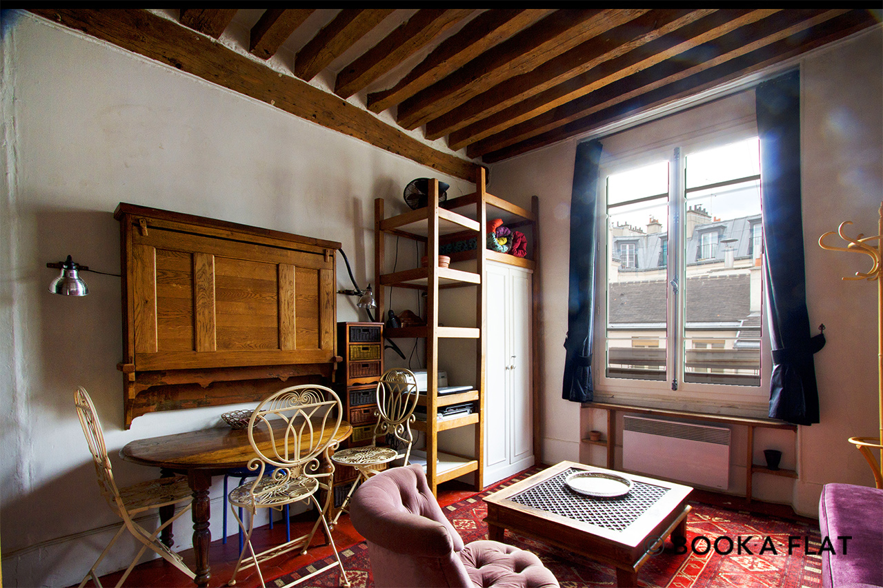 Paris Rue des Canettes Apartment for rent