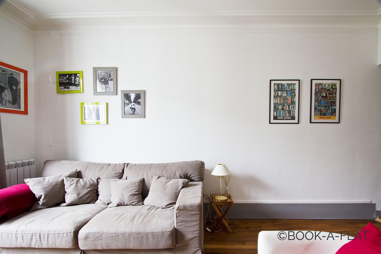 location appartement meubl rue marius aufan levallois perret ref 5547. Black Bedroom Furniture Sets. Home Design Ideas