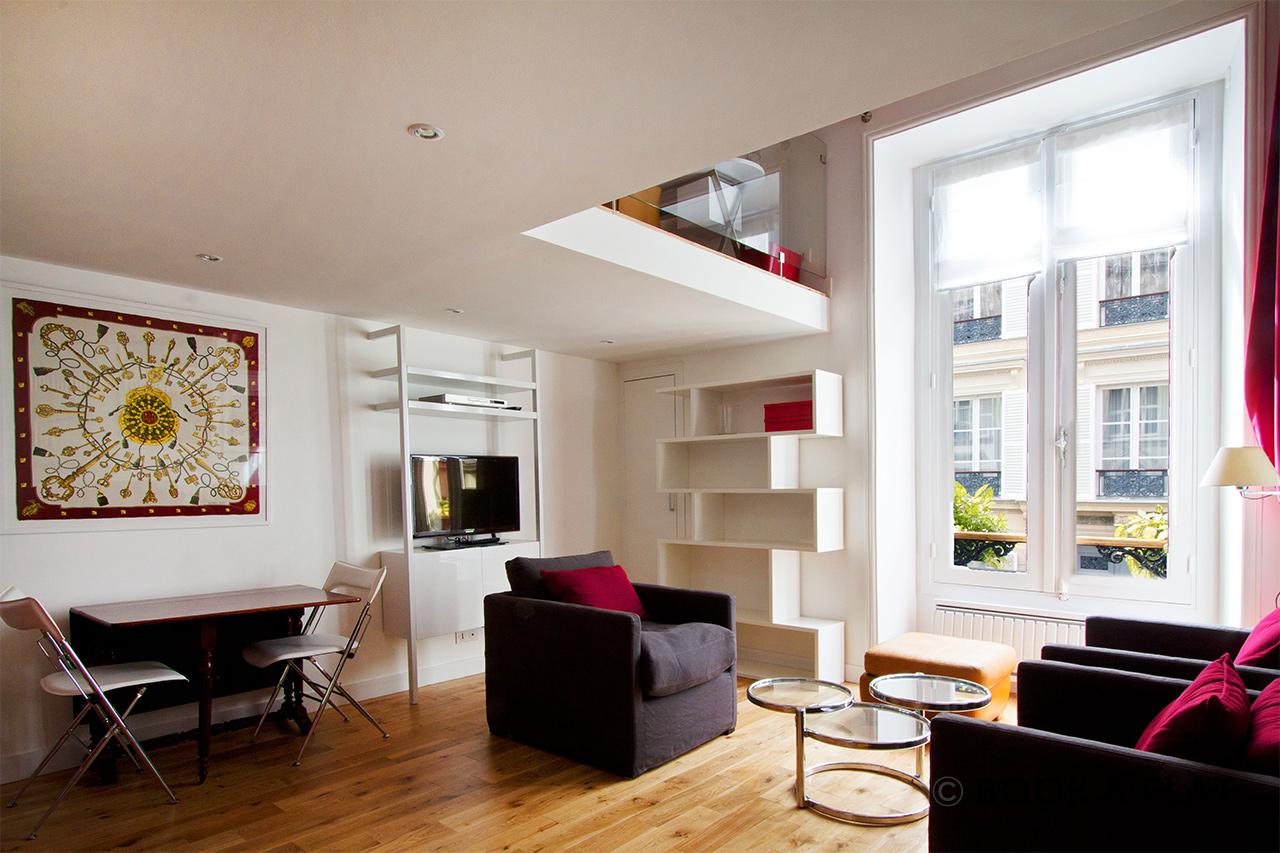 Location Appartement Meublé Rue Saint Georges Paris Ref 5569