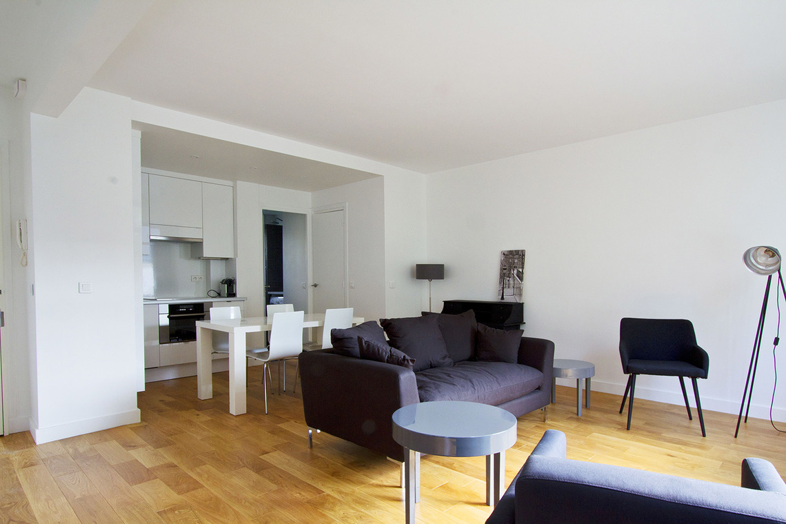 Furnished apartment for rent Neuilly-sur-Seine Avenue Philippe le Boucher