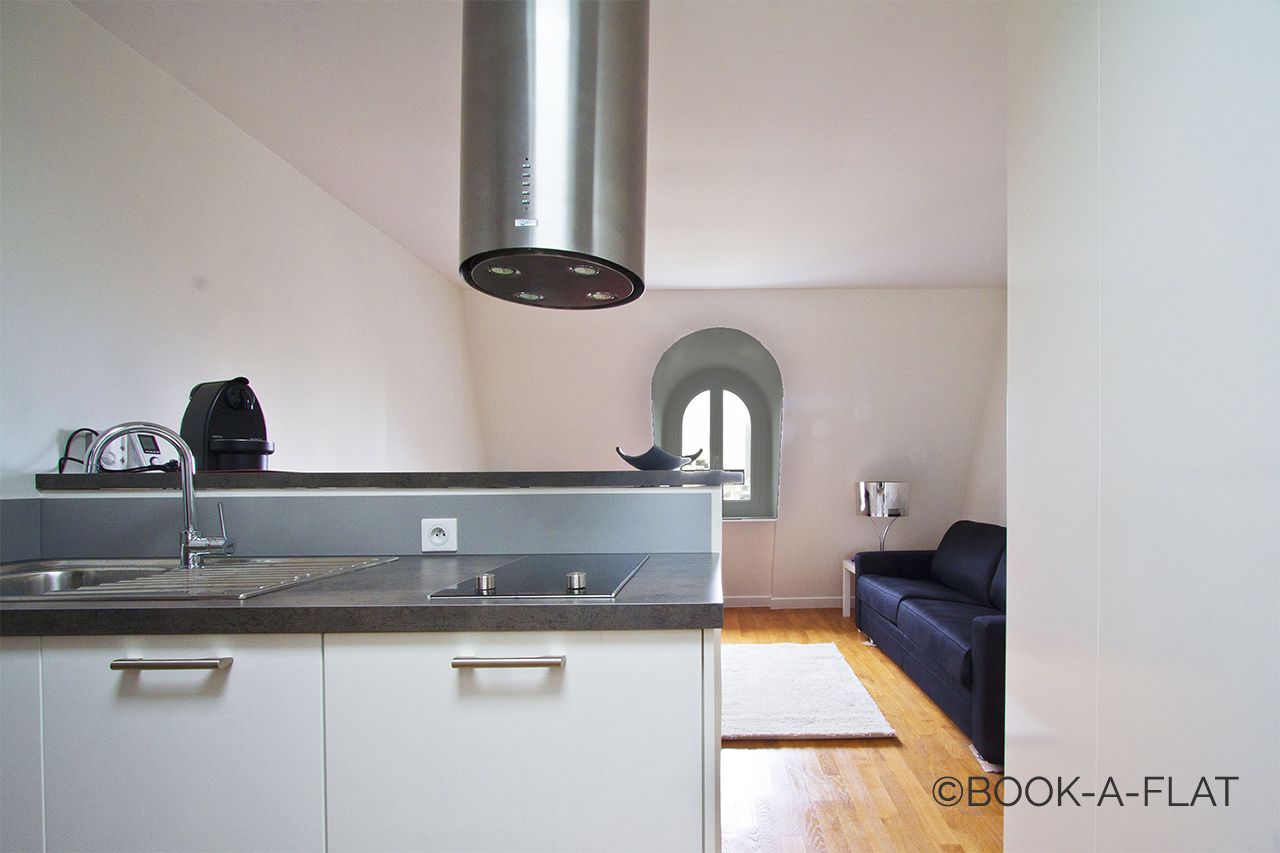 Apartment Paris Avenue Foch 5