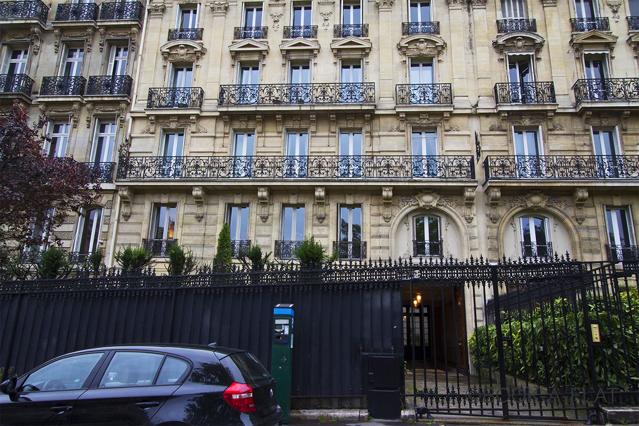 Apartment Paris Avenue Foch 9