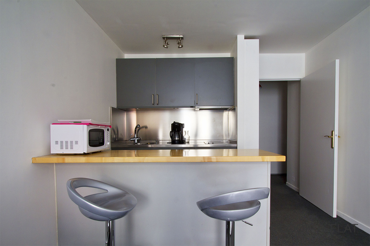 Appartement Paris Rue Bichat 6