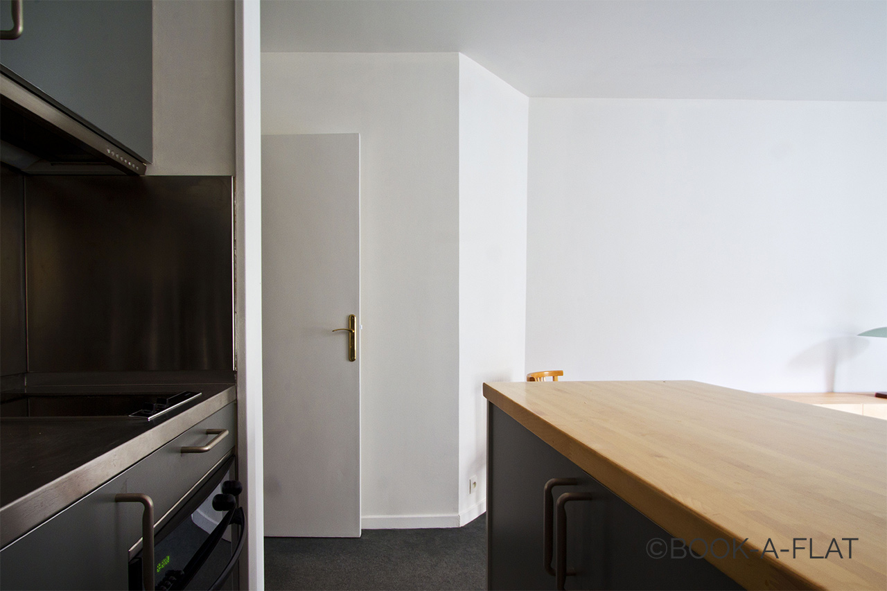 Appartement Paris Rue Bichat 7