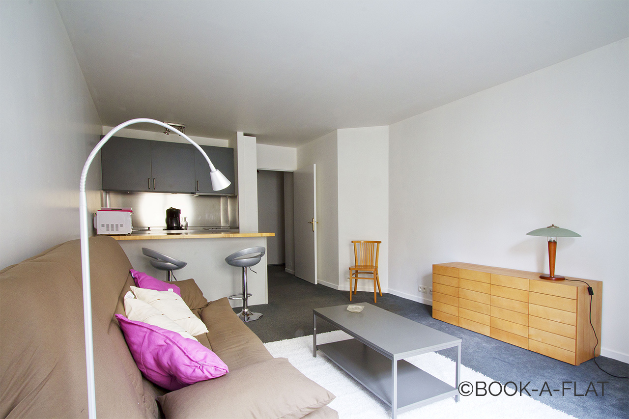 Appartement Paris Rue Bichat 2