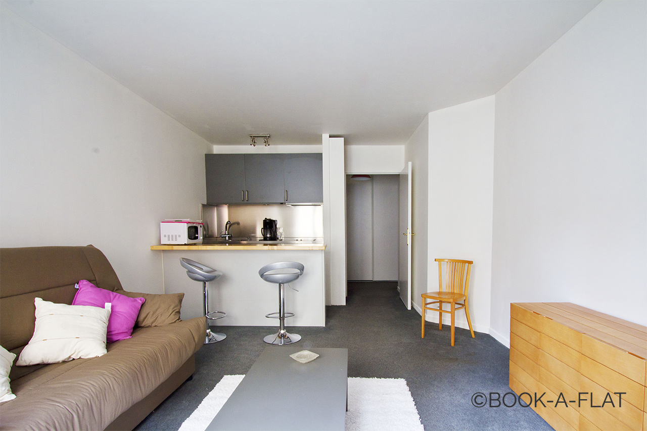 Appartement Paris Rue Bichat 3