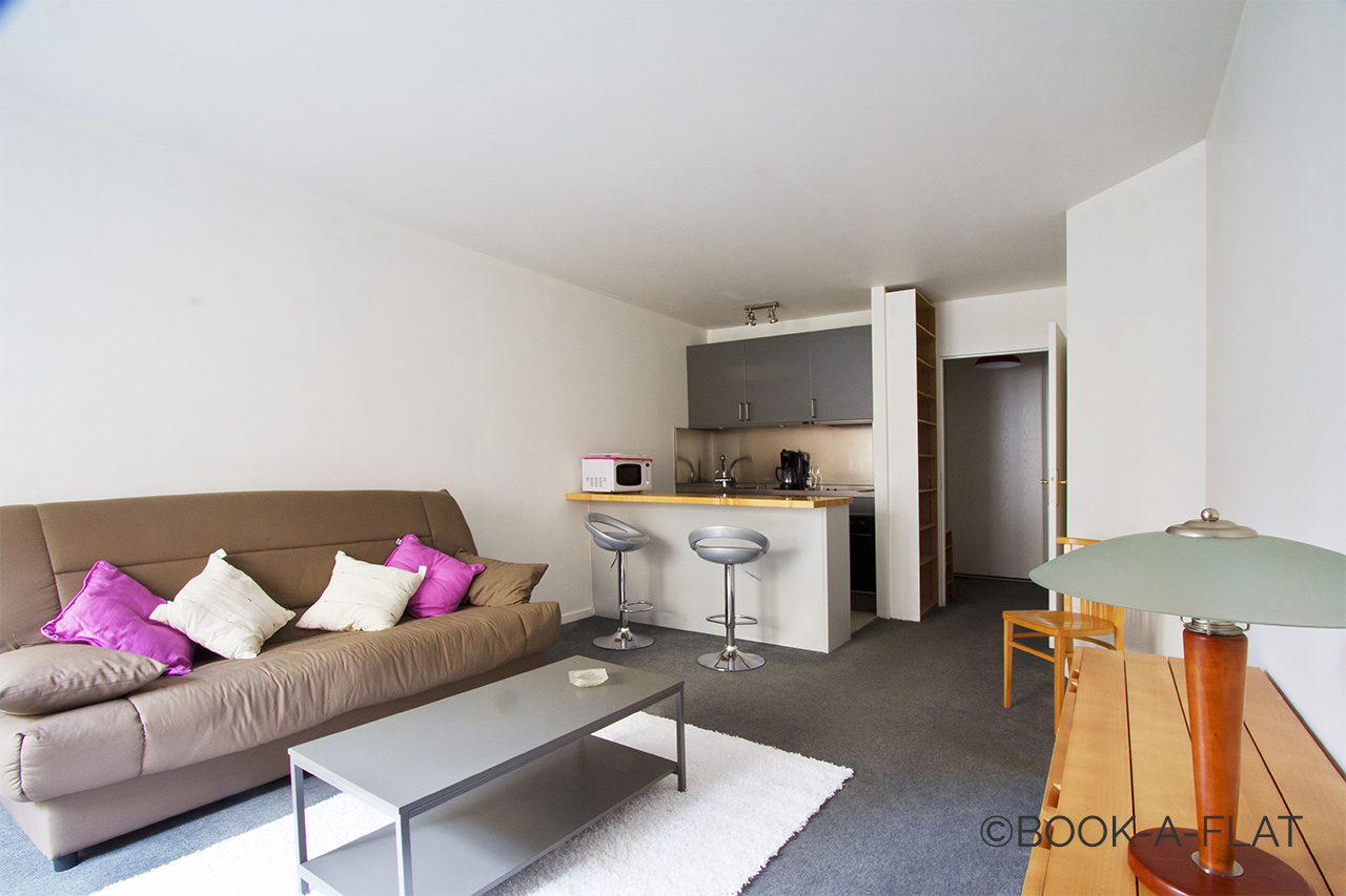 Appartement Paris Rue Bichat 4