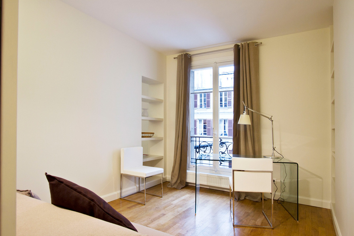 Appartement Paris Rue de la Comète 3