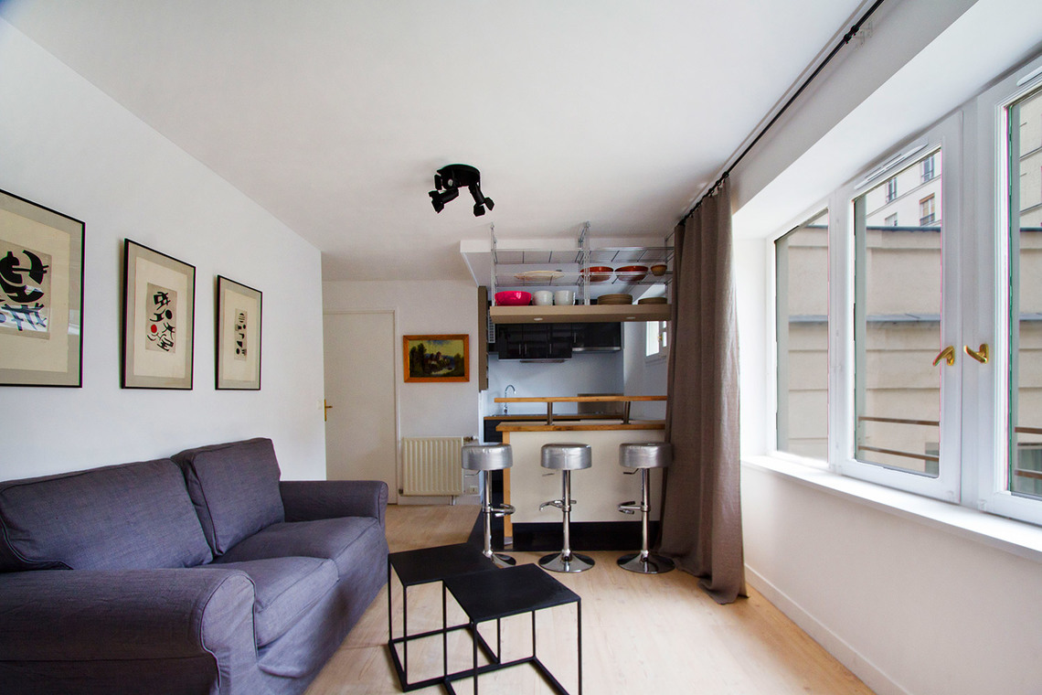 Furnished apartment for rent Paris Rue de Beauce
