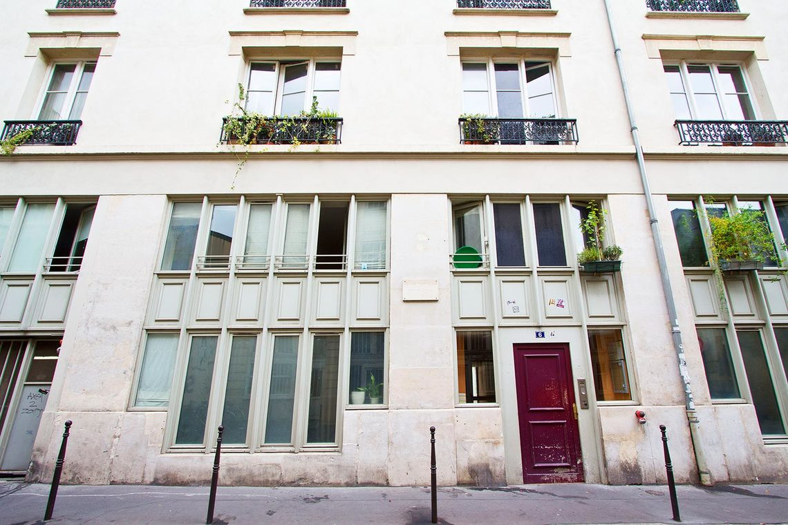 Appartamento Paris Rue de Beauce 10