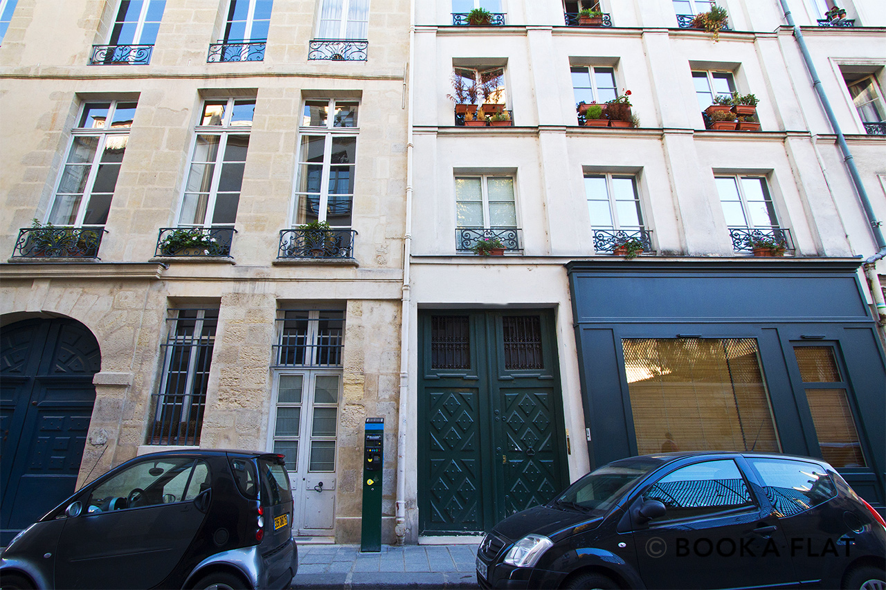 Appartement Paris Rue Saint Louis en L'Ile 11