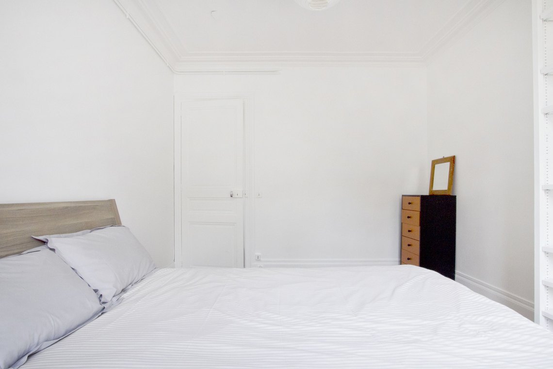 Apartment Paris Rue Sophie Germain 6