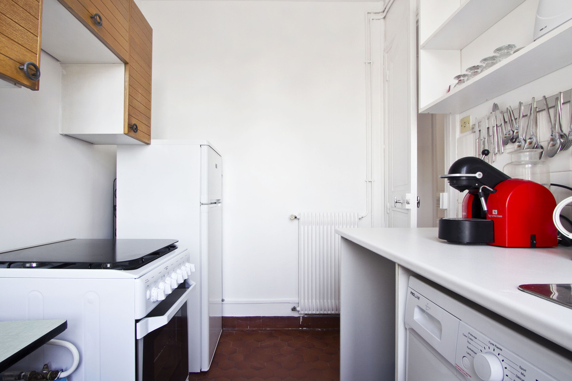 Apartment Paris Rue Sophie Germain 3
