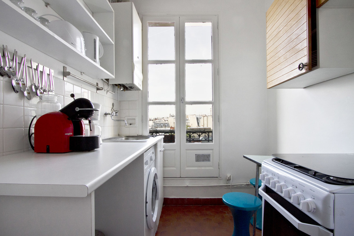 Apartment Paris Rue Sophie Germain 4