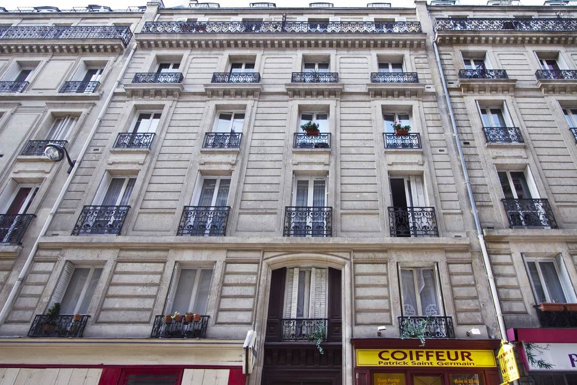 Apartment Paris Rue Sophie Germain 9