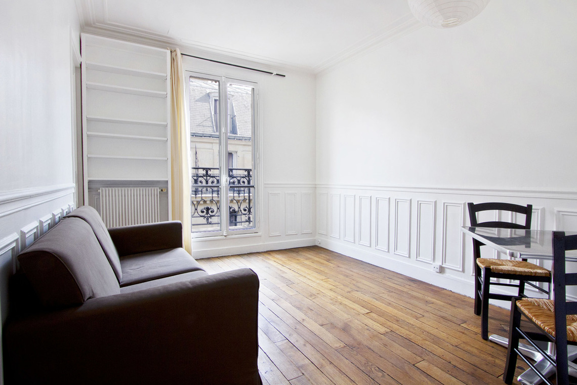 Furnished apartment for rent Paris Rue Sophie Germain