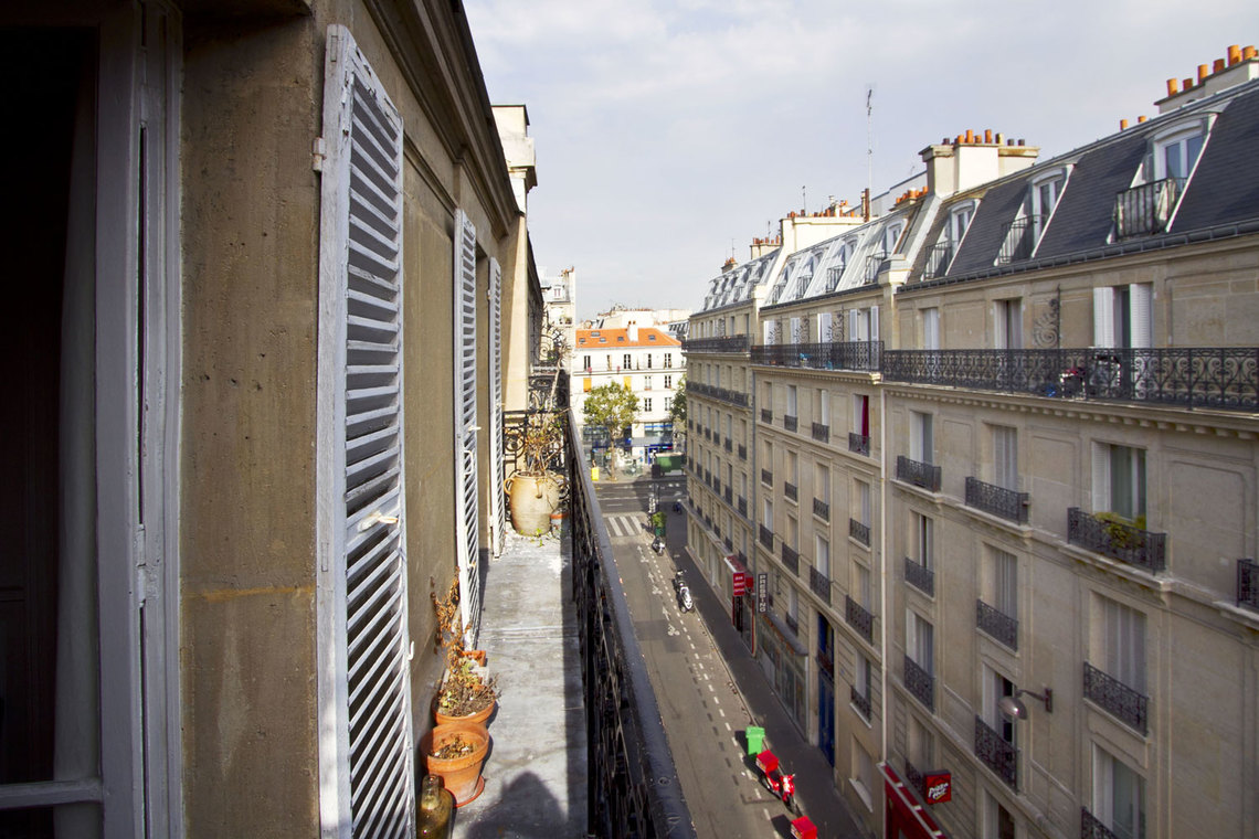 Apartment Paris Rue Sophie Germain 8