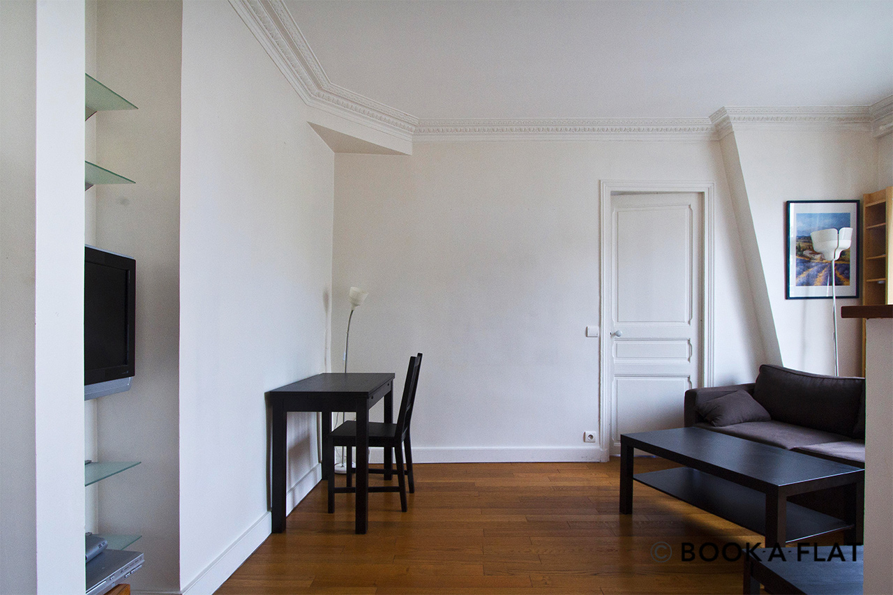 Apartment Paris Rue Dombasle 3
