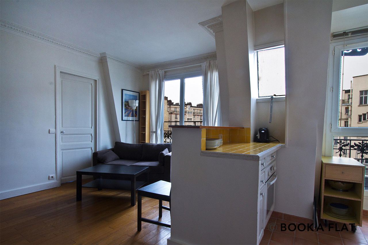 Paris Rue Dombasle Apartment for rent