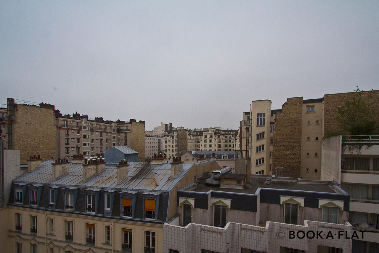 Apartment Paris Rue Dombasle 12