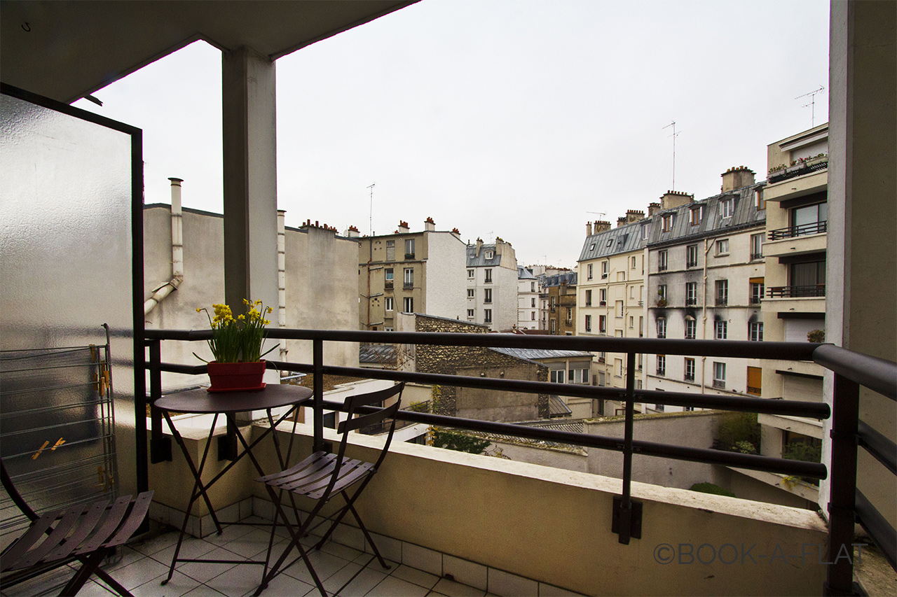 Appartement Paris Rue Sedaine 7