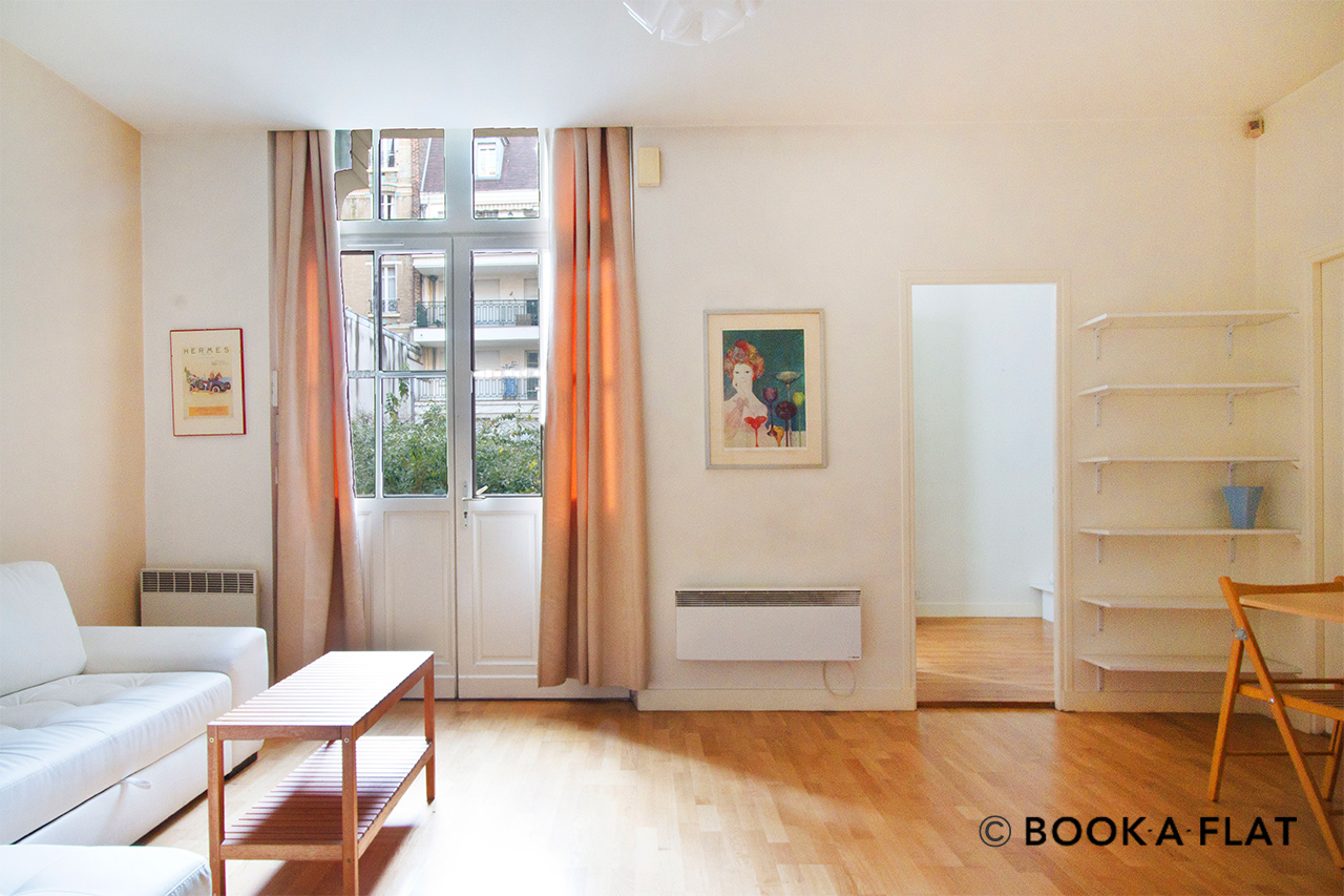 Apartment Paris Rue Jean Beausire 5