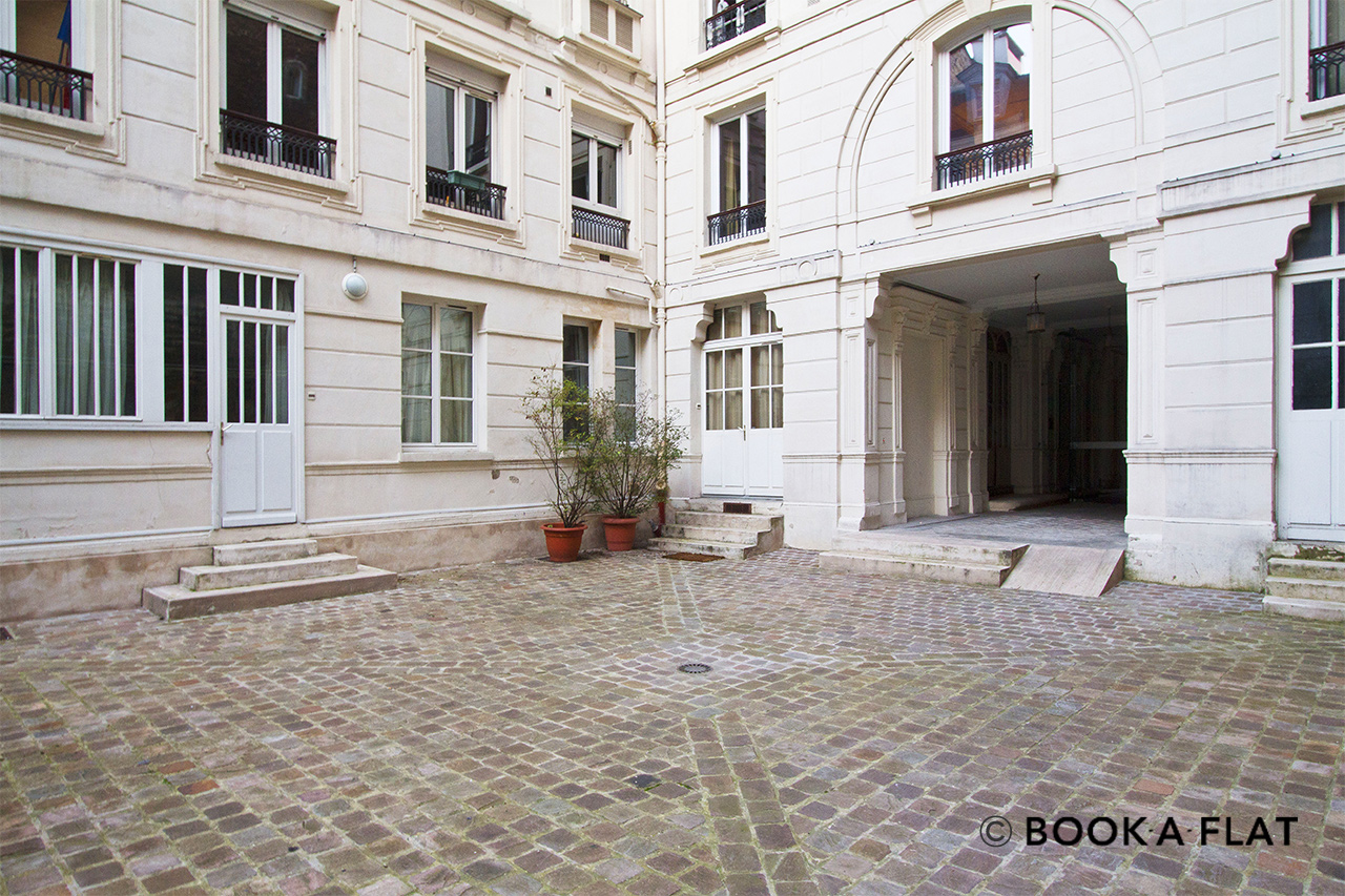 Apartment Paris Rue Jean Beausire 9