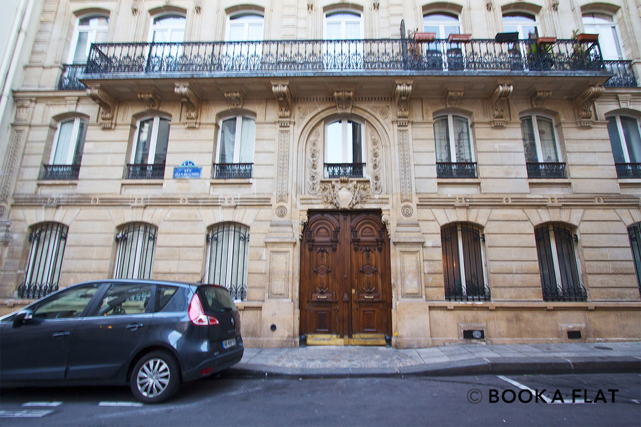 Apartment Paris Rue Jean Beausire 11