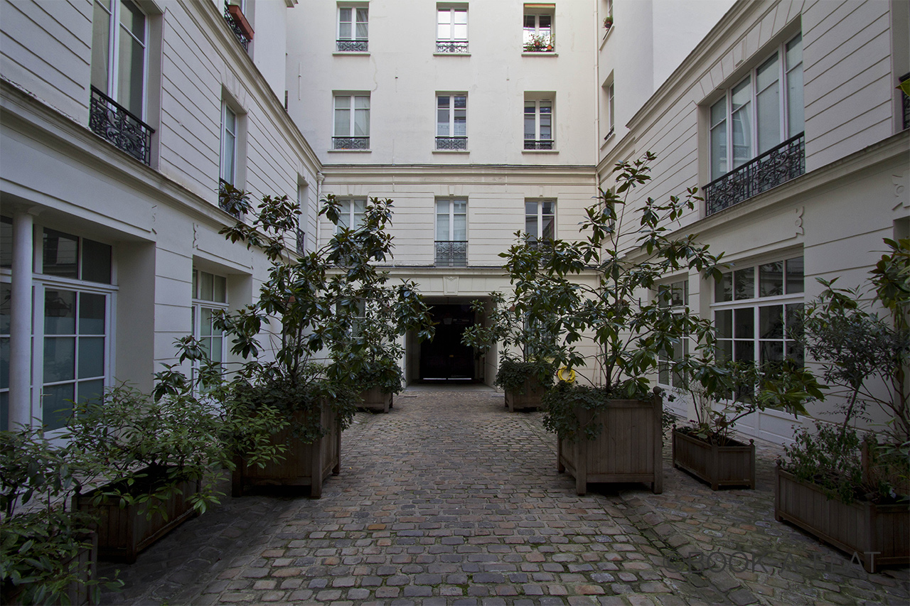 Appartement Paris Rue Pastourelle 9