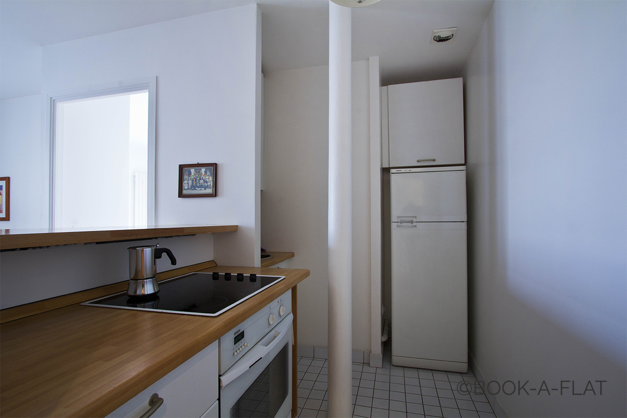 Appartement Paris Rue Pastourelle 4