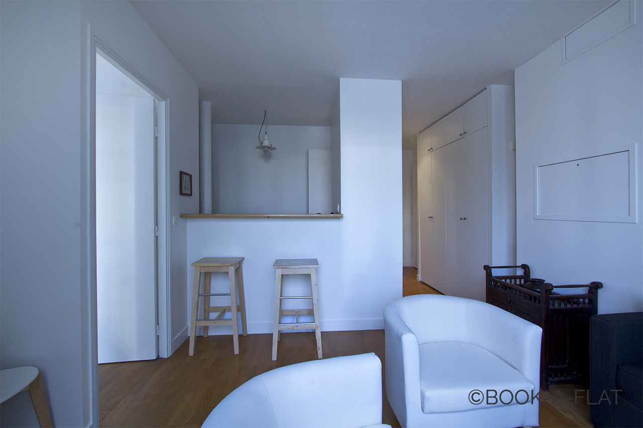 Appartement Paris Rue Pastourelle 3