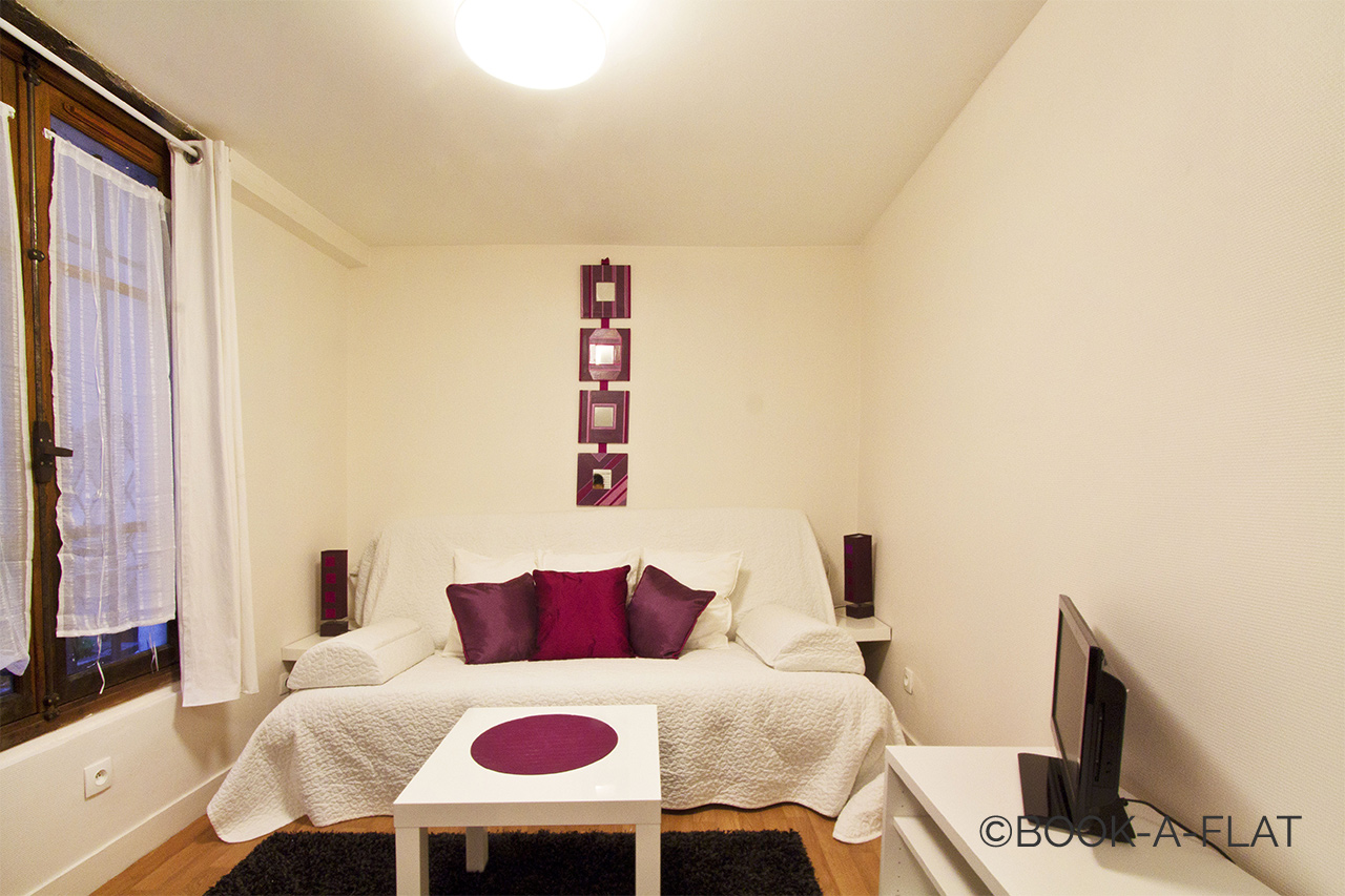 Apartment Paris Rue Saint Sauveur 3