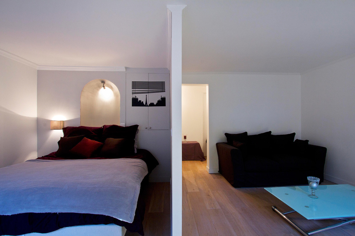 Apartment Paris Rue de Babylone 3