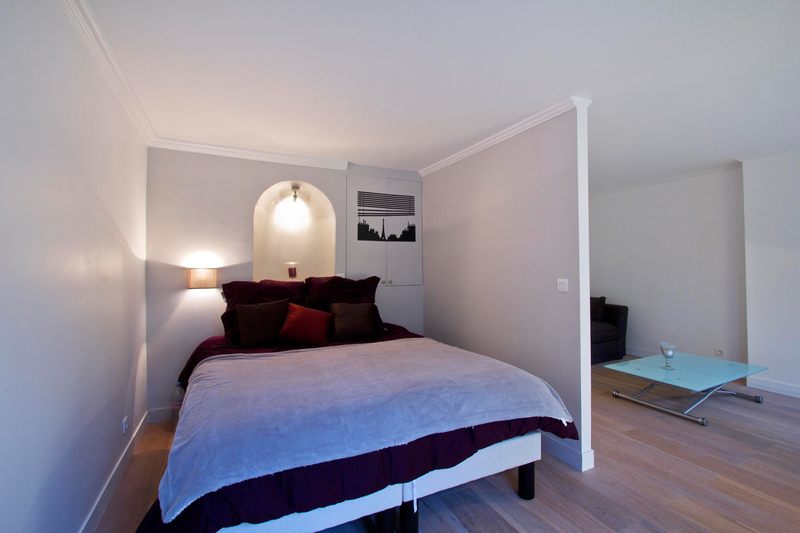 Apartment Paris Rue de Babylone 4