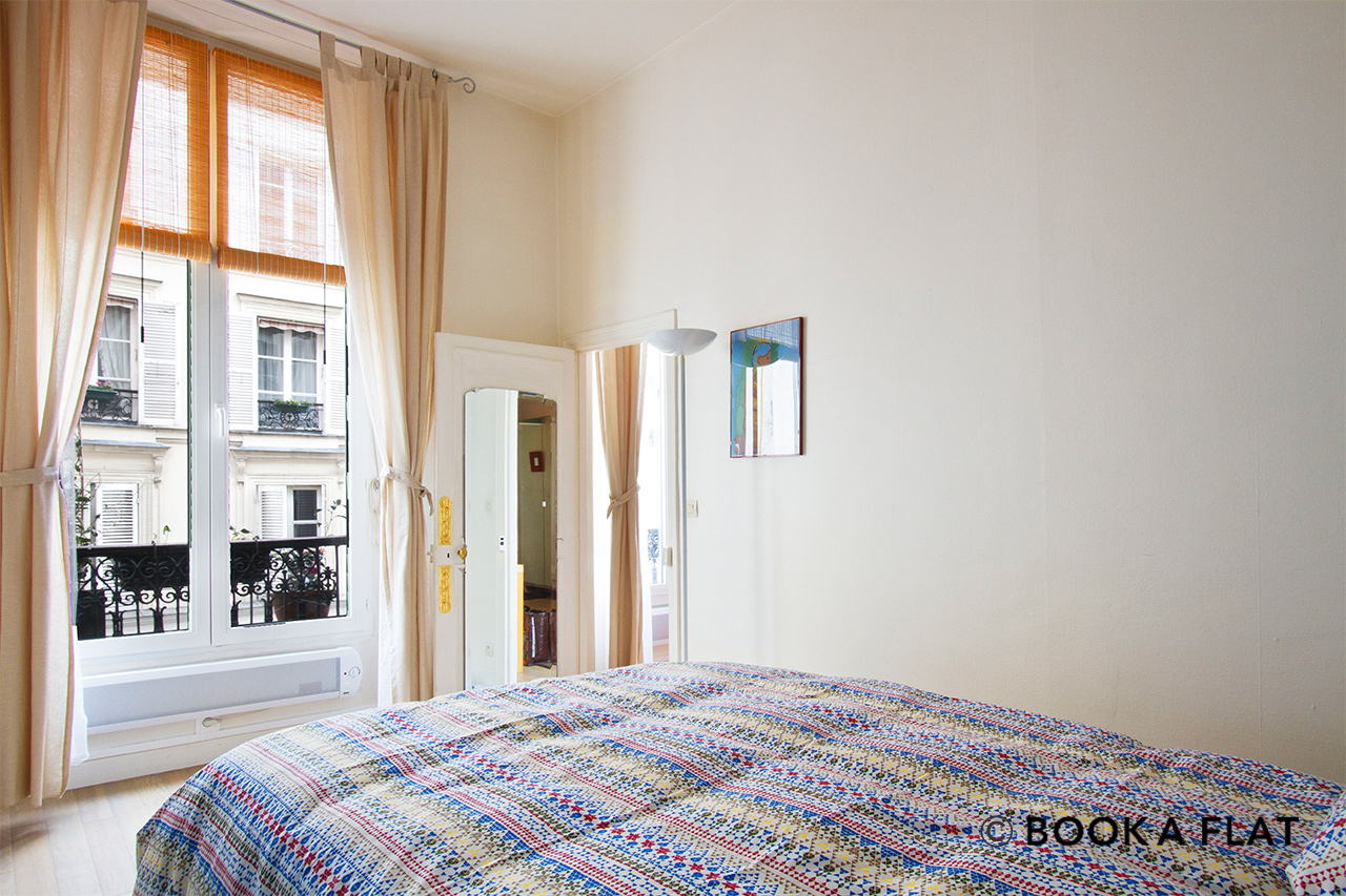 Apartment Paris Rue Saint Bernard 7