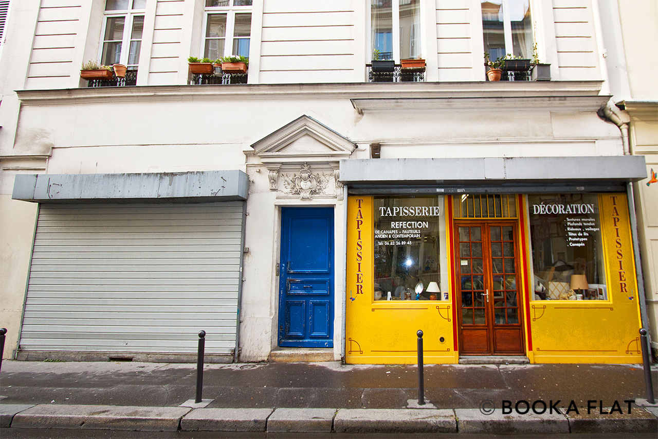 Apartment Paris Rue Saint Bernard 9