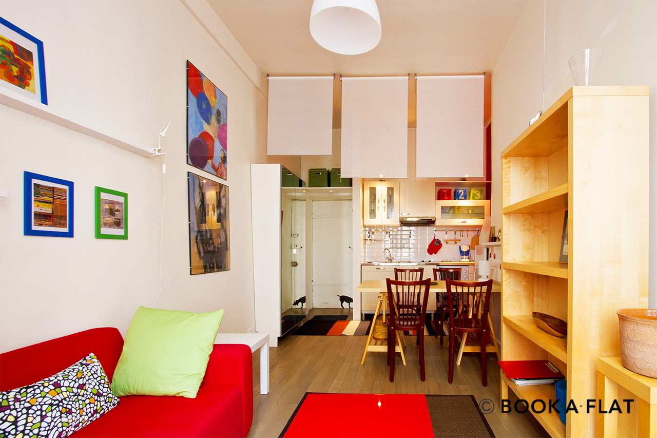 Paris Rue Saint Bernard Apartment for rent
