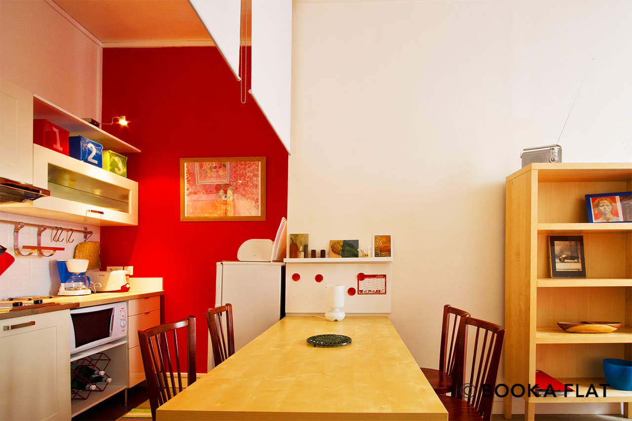 Apartment Paris Rue Saint Bernard 3