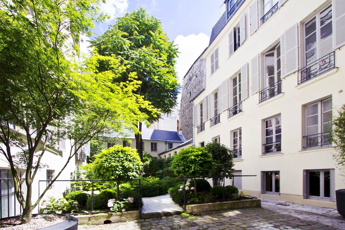 Appartement Paris Rue de Seine 10