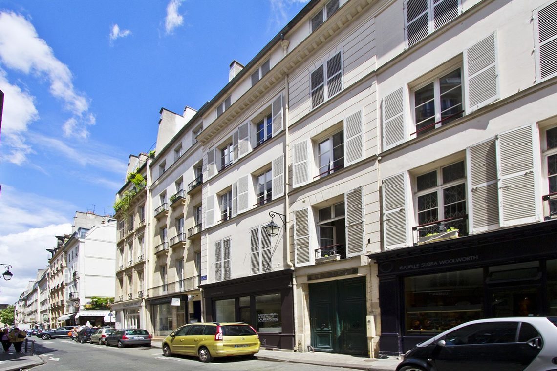 Appartement Paris Rue de Seine 11